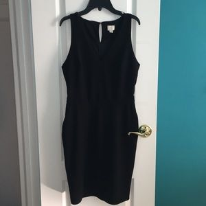 Sleeveless Black Dress *Worn Once*